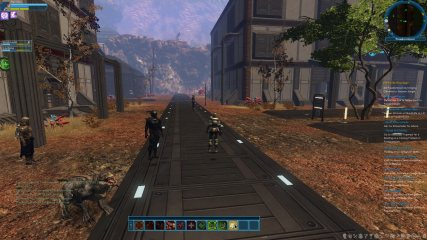 March 7, 2015 in The Repopulation