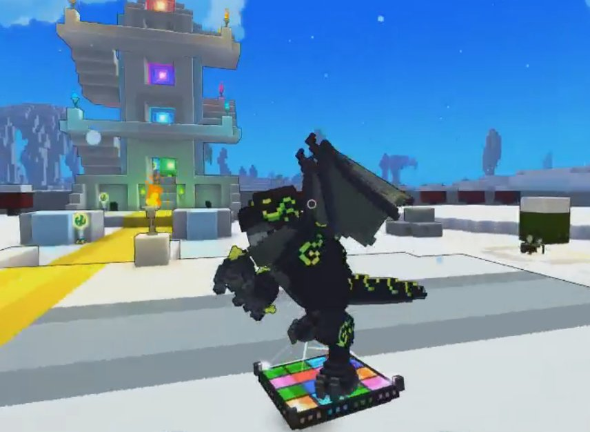 Trove_Dance Pad_Dracolyte