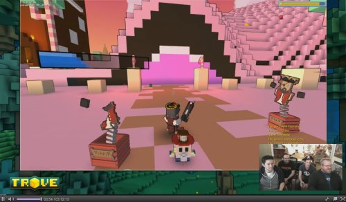 Trove_Pirate Captain Decoy