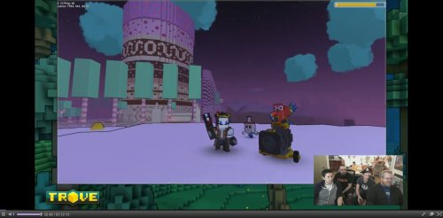 Trove_Pirate Captain Parrot