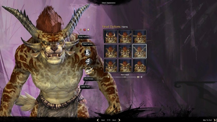 Guild Wars 2 vs. Rift vs. Trove: Part 3 (Character Creation)