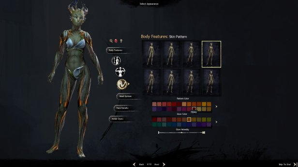 GW2_Sylvari Glow in the Dark