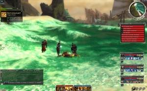 Guild Wars Dragon Slash elite skill