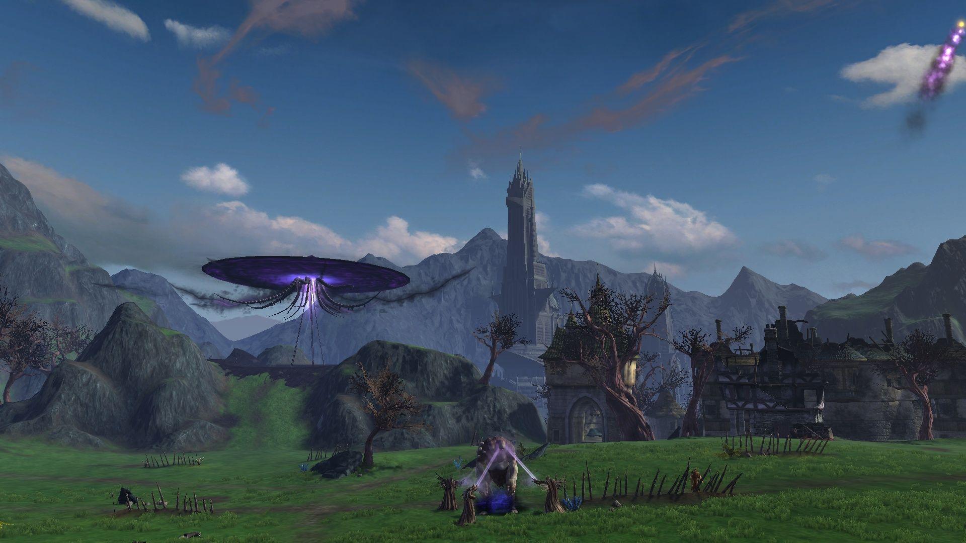 Guardians starter area