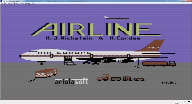 C64 Airline