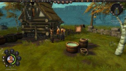 Folk Tale Villagers