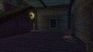 Tavern storage area