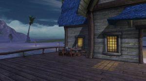 Tavern dining area