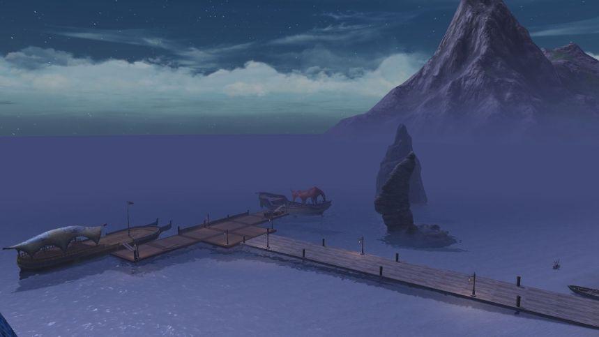 Tempest Island Harbour