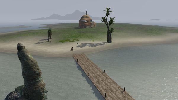 Tempest Island Medium Shimmersand house