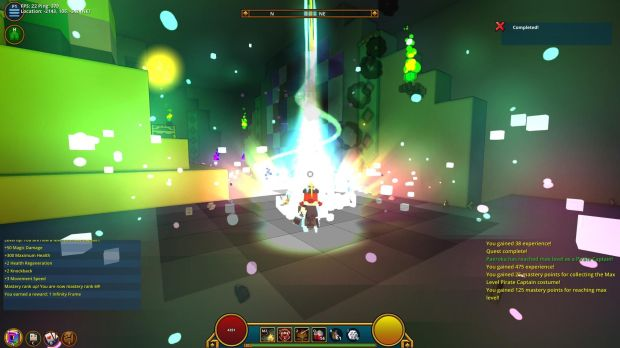 Trove Pirate Captain Level 20