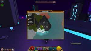 Trove World Map