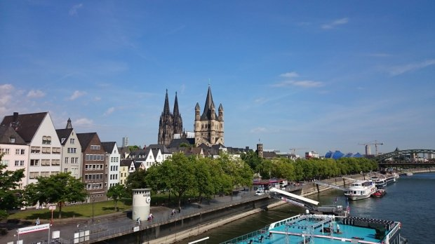 Cologne Cathedral 2015