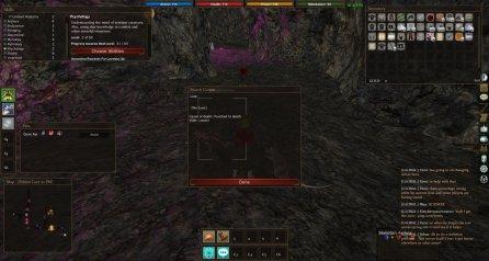 Project Gorgon_Skills