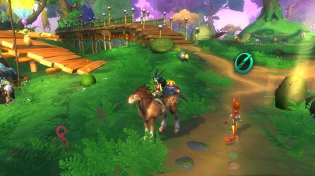 Wildstar Temporary mount