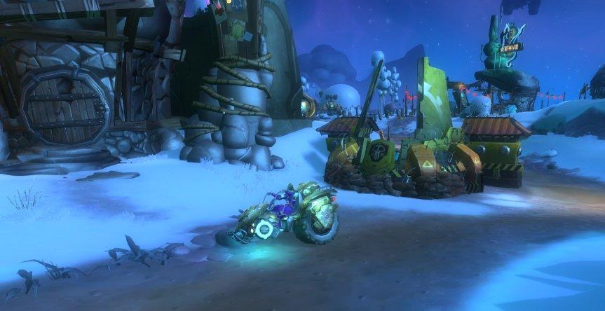 Wildstar Motorcycle
