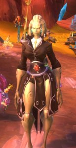 Wildstar Fancypants Jacket