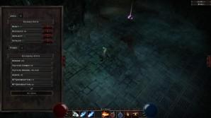 Sunken Character Stats Window