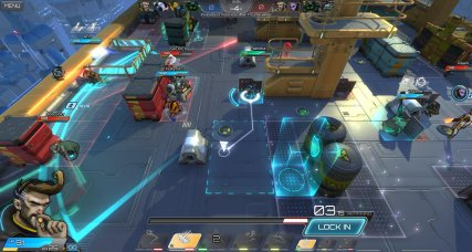 Atlas Reactor PvP with Lockwood 2
