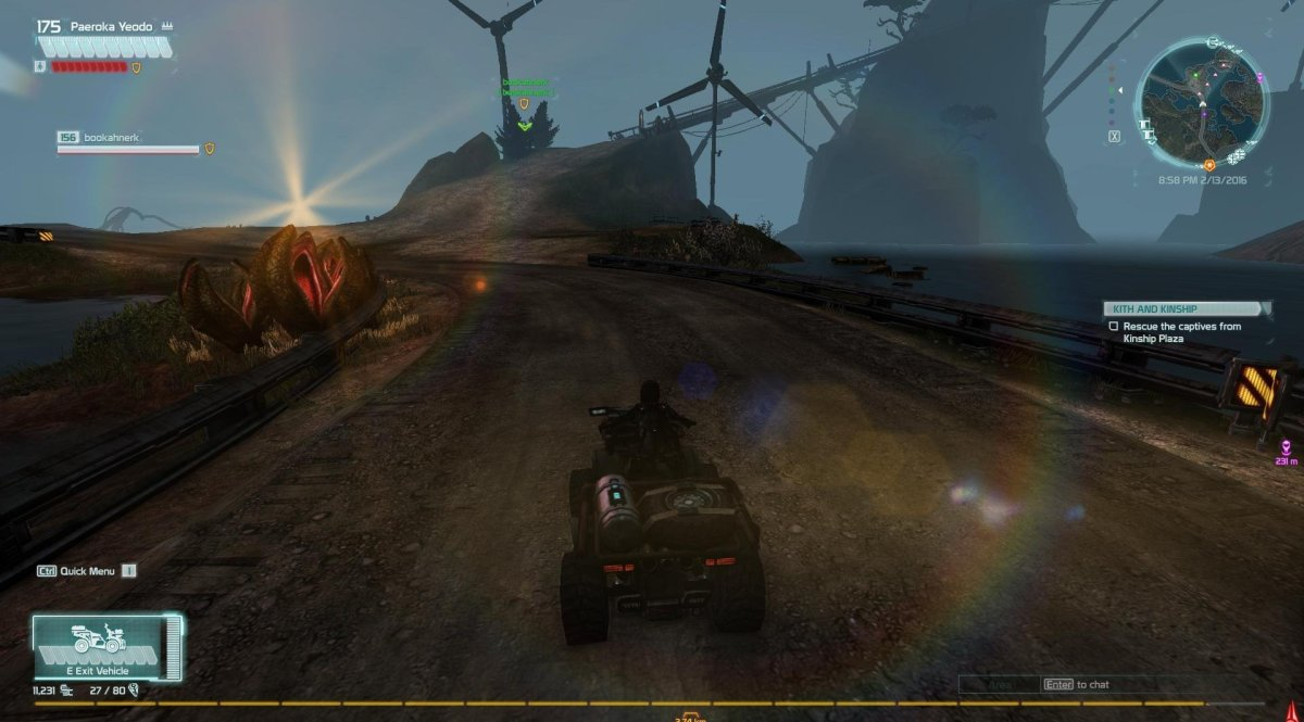 Defiance2050 PC Closed Beta Keys Giveaway