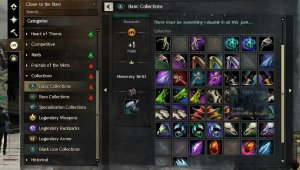 GW2 Collections