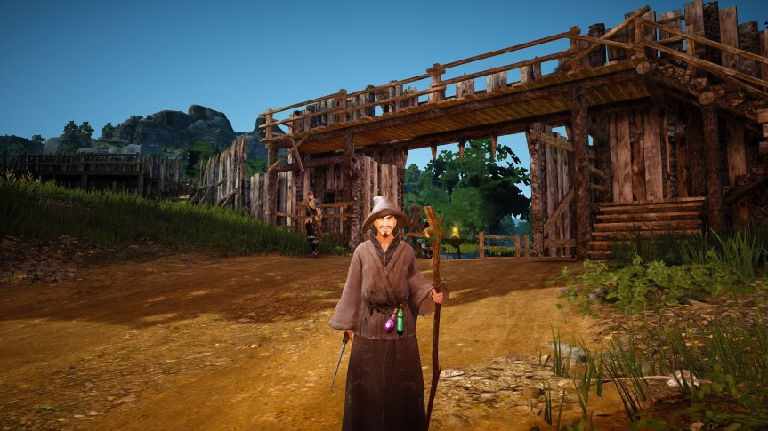 Black Desert Online Wizard