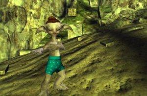 GW2 male asura in underwear