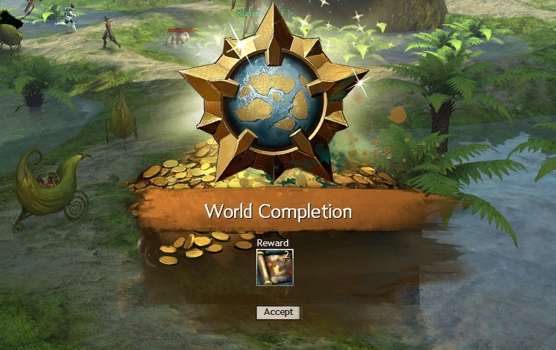 GW2 World Completion
