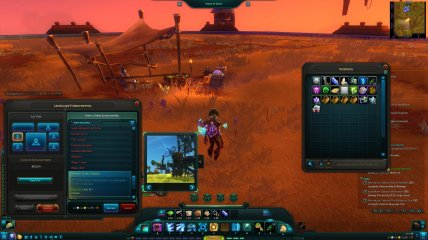 Wildstar FABKit Weather Control Station