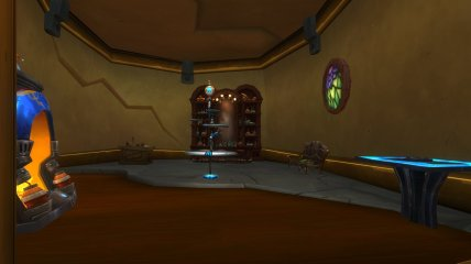 Wildstar Spacious House Living-Room