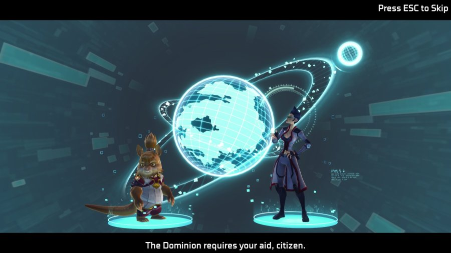 Wildstar New Tutorial_Dominion
