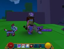 Lil' PuP Ally in Trove