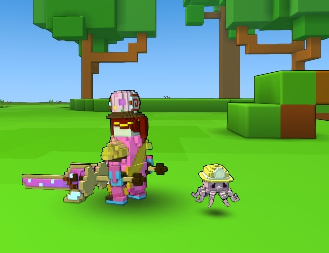 Trove Streamer Dream Cerebral Cephalopod