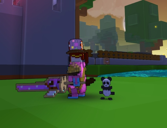 Trove Streamer Dream Pandering Panda