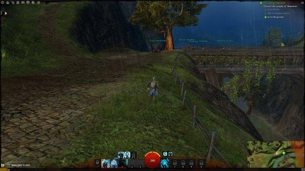 Guild Wars 2 First Screenshot Aug 25 2012 6.13am