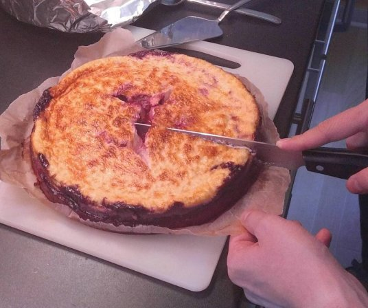Raspberry-vanilla cheesecake_8