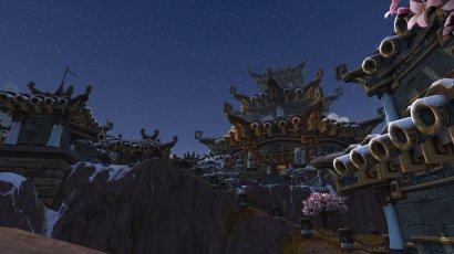 WoW Pandaren building