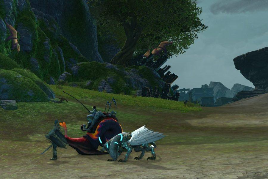 Rift Tasuil Dragon