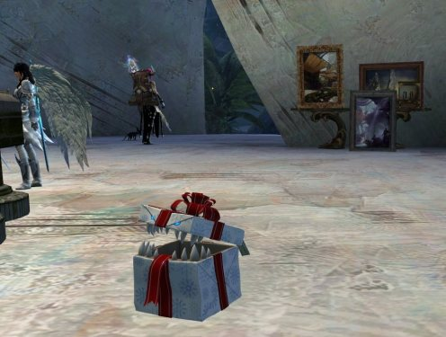 Angry Wintersday Gift Guild Wars 2