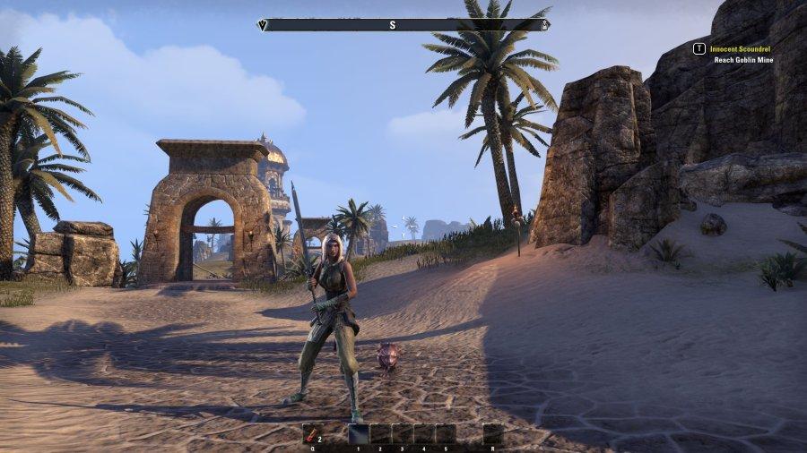 Elder Scrolls Online Breton Sorcerer