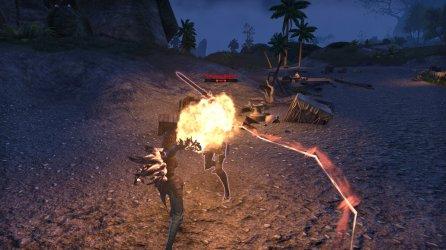 Elder Scrolls Online Dragonknight Lava Whip