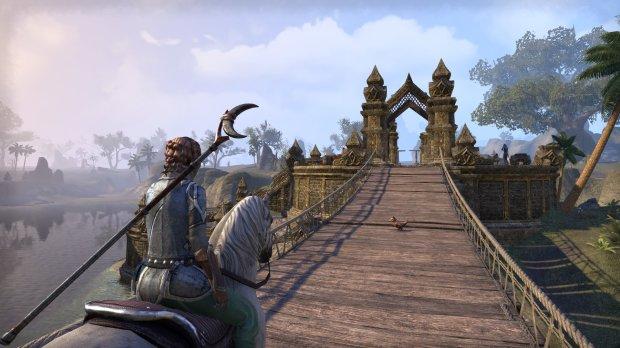 Elder Scrolls Online Dragonknight