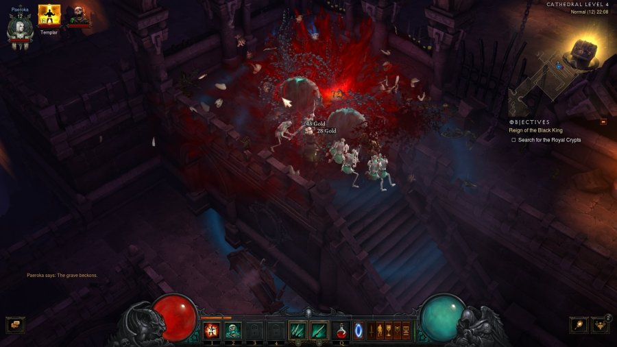 Diablo 3 Necromancer Corpse Explosion