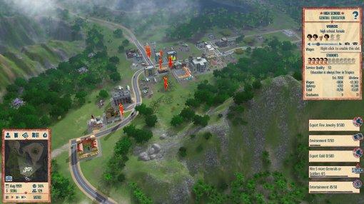 Tropico 4 managing workers