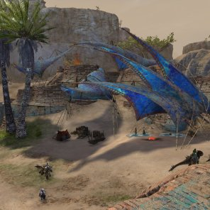 Guild Wars 2 Crystal Oasis