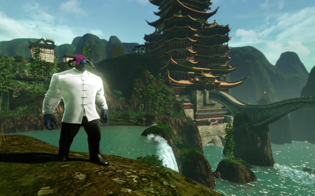 Giveaway: Alabaster Perinoor Silks Costumes for ArcheAge