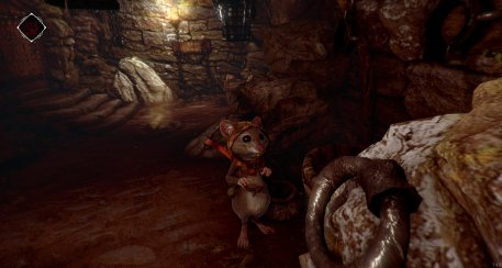 Ghost of a Tale - main character