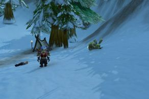WoW Gnome first hunter pet