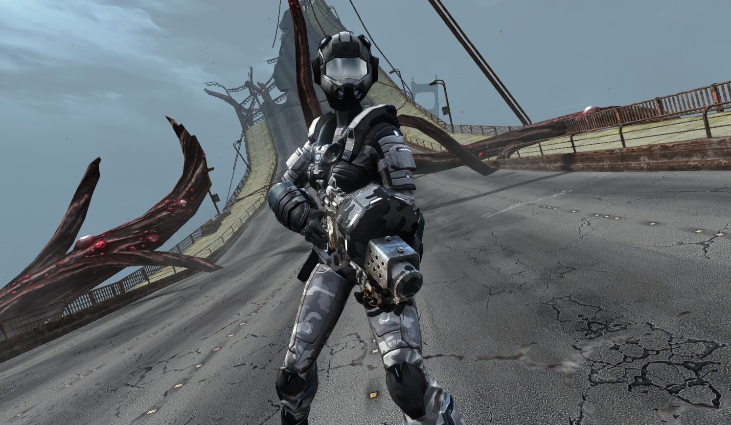 Defiance 2050 cosmetic item Terranaut outfit