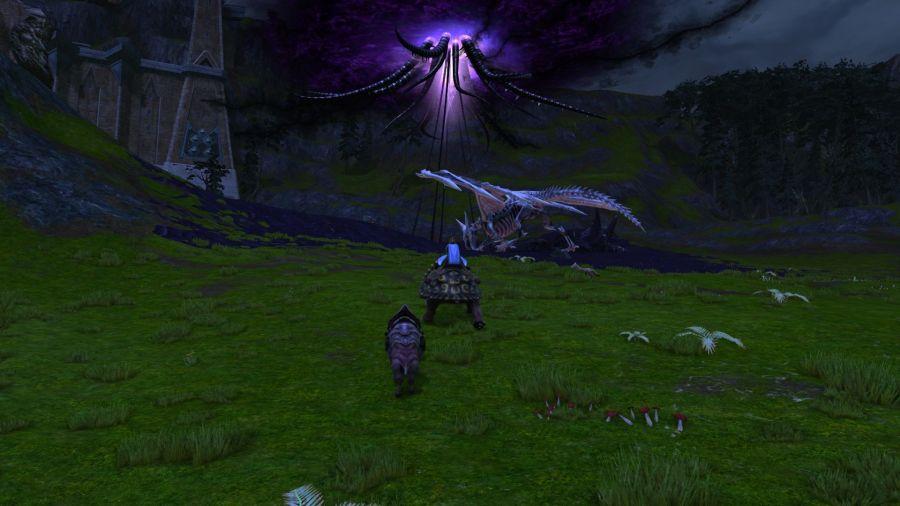 Rift Prime Meffanda rogue Death rift